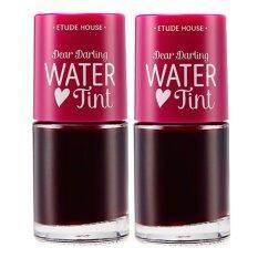 ราคา Etude House Dear Darling Water Tint 10G 01 Strawberry จำนวน 2 ชิ้น Etude ใหม่