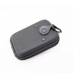 ขาย Eva Digital Camera Bag Case For Olympus Sh 3 Sh 2 Sh 1 Tg 4 Tg 3 Tg 860 Tg 850 Sz 17 Sz 16 Sz15 Sz31 With Carabiner Black ราคาถูกที่สุด