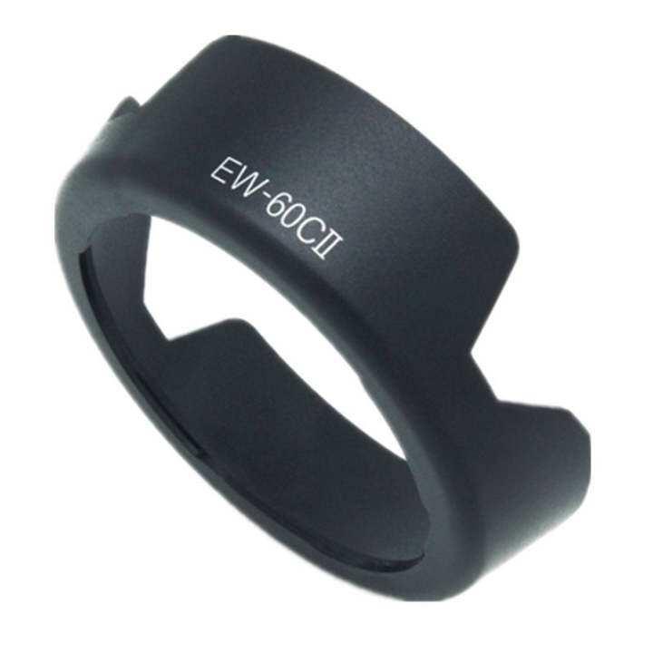แนะนำ EW60C EW-60CII Flower shape Lens Hood for Canon EF-S 18-