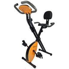 ขาย Exbikes จักรยานออกกําลังกายระบบแม่เหล็ก สีส้ม ราคาถูกที่สุด