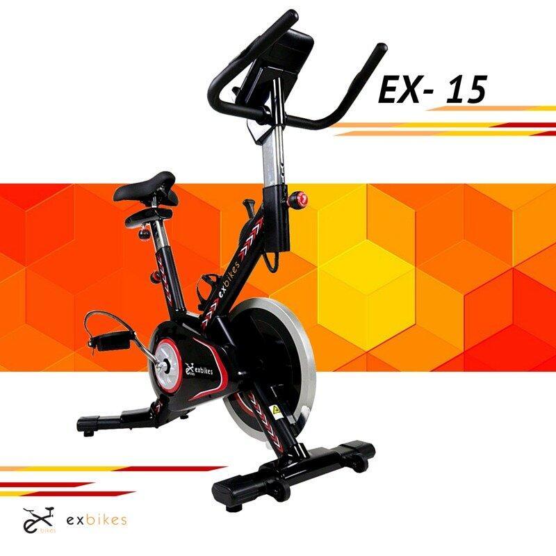 จักรยานออกกำลังกาย  Exbikes รุ่น  สมมนาคุณลูกค้าลด -35%