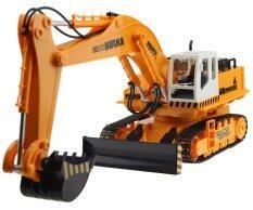 ขาย Excavator 310 รถตักดินไร้สายบังคับวิทยุ 11 Ch Hitech เป็นต้นฉบับ