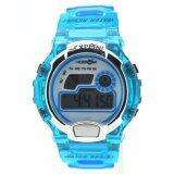 ทบทวน ที่สุด Exponi นาฬิกาข้อมือผู้ชายและผู้หญิง สายยางและซิลิโคน ระบบดิจิตอล Ep 005 Blue Light 2
