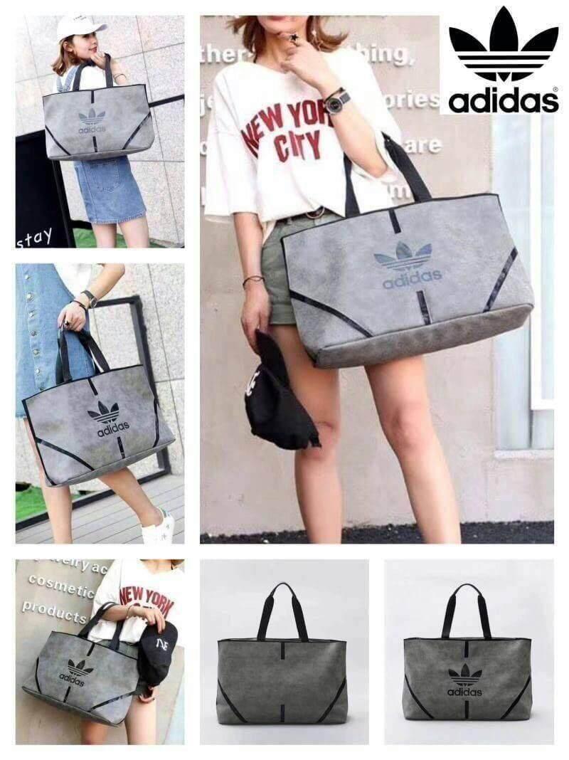 a9c2c140dd Adidas Originals Shopper Tote Bag Y2018 กระเป๋าสะพายทรง Tote