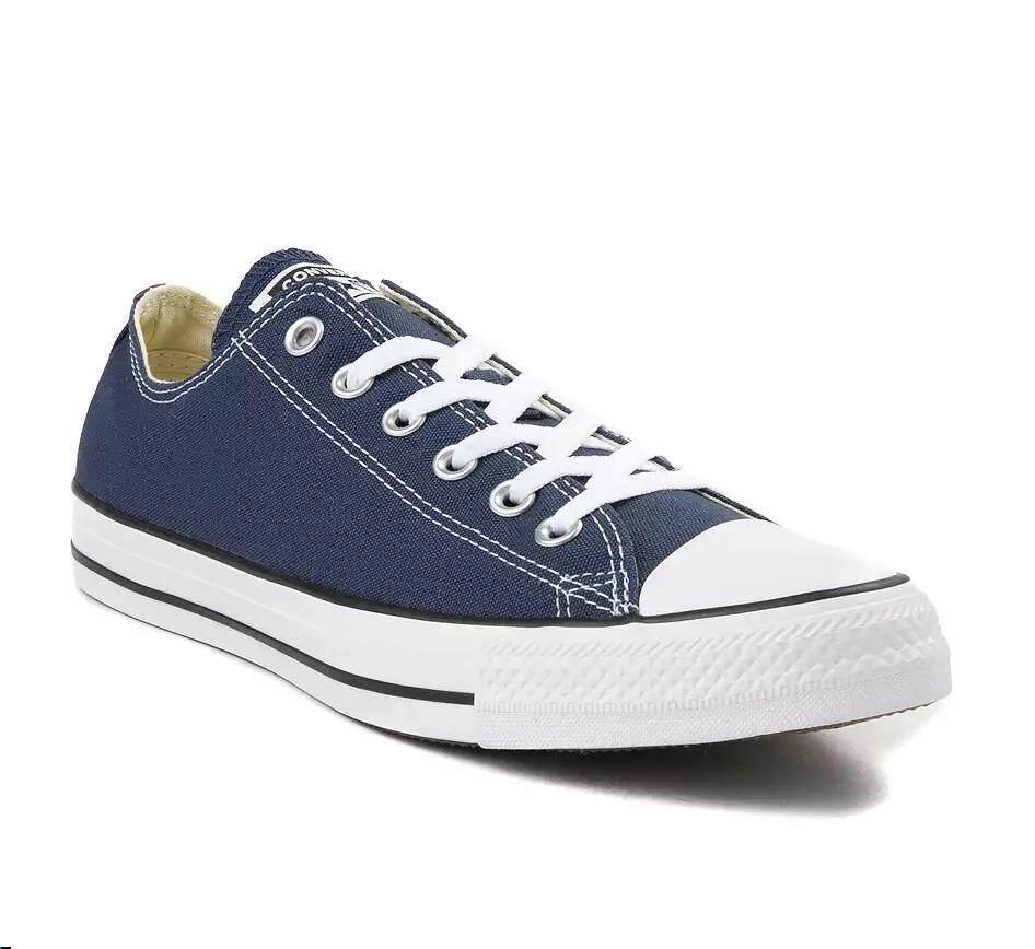 Converse รองเท้า คอนเวิร์ส แฟชั่น ผู้หญิง ผู้ชาย Unisex All Star รหัส 12100B111 มี 3 สี ดำ/กรม/ขาว (1650)