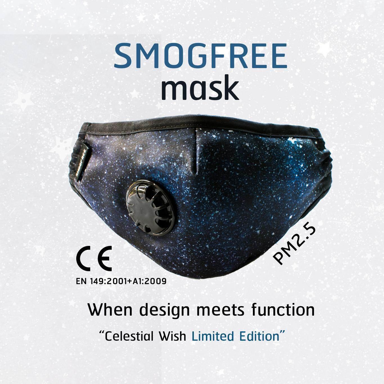 Smogfree Pm2.5 สวยหน้าไม่ป่วย 1+2 By Living Smart.