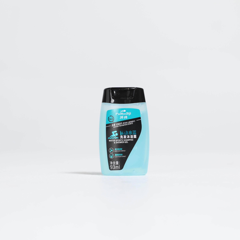 [ราคาถูกอย่างแรง แซงทุกโปร!!!]เจลอาบน้ำหลังการว่ายน้ำแบบ 2-IN-1 + แชมพู ขนาด 100 มล.