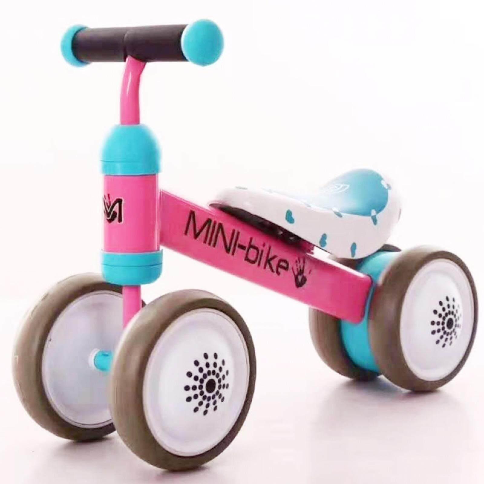 B.B KARE จักรยานทรงตัว จักรยานขาไถ จักรยานเด็ก จักรยานฝึกการทรงตัว รถจักรยานทรงตัวเด็ก รถทรงตัว รถขาไถ สี่ล้อ Free Shipping