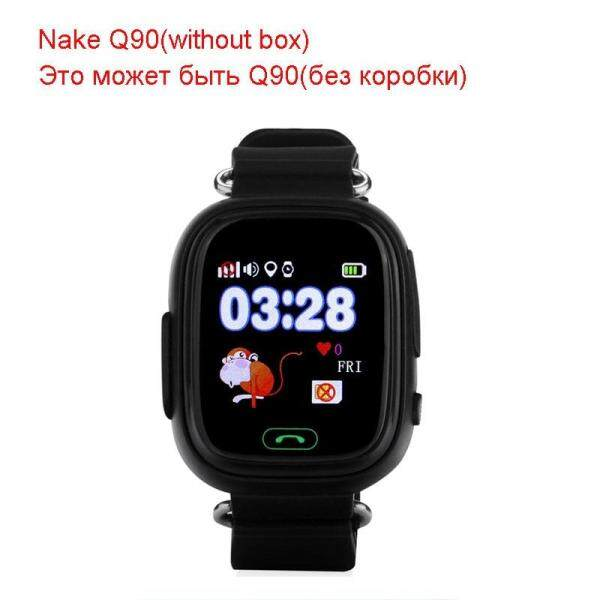 Gps Smart Watch Baby Watch Q90 With Wifi Touch Screen Sos Call Location Devicetracker For Kid Safe Anti-Lost Monitor Pk Q50 Q100 Malaysia