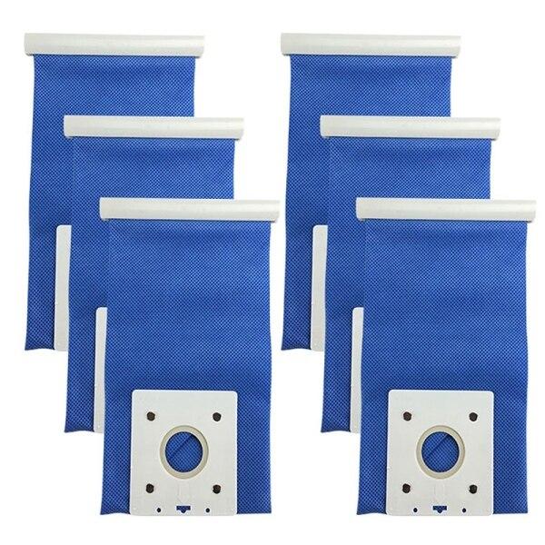 6Pcs/Lot Vacuum Cleaner Filter Dust Bags DJ69-00420B for Samsung DJ69-00420B VC-6025V SC Vacuum Cleaner Dust Bag
