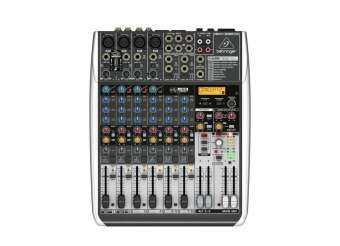 BEHRINGER QX1204USB mixer+เอฟเฟค-