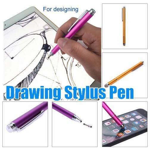 ปากกาเขียนหน้าจอ ปากกามือถือ ปากกาเขียนจอสัมผัส จอมือถือ ปากกา Stylus - Screen Drawing Stylus Pen - Misc By Chaya10.