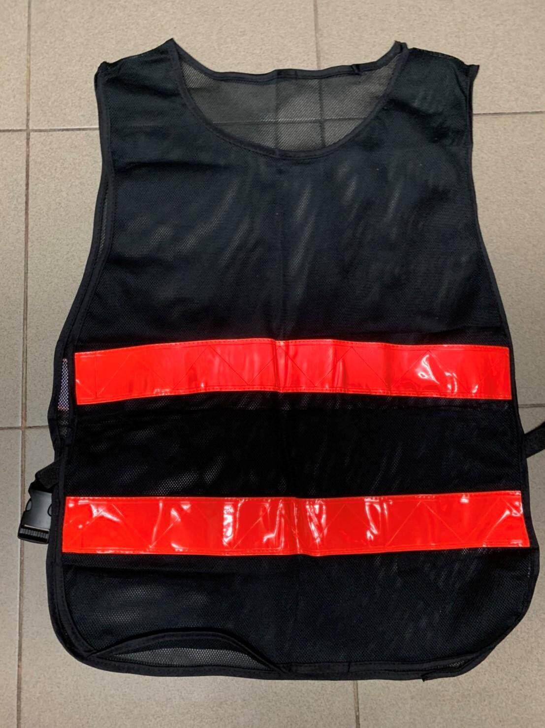 safety vest Reflective Vest เสื้อจราจร เสื้อกั๊กจราจร เสื้อกั๊กสะท้อนแสง เสื้อกั๊กสะท้อนแสง,ความปลอดภัยเสื้อกั๊กสะท้อนแสงเห็นได้ชัด Traffic Construction ชุดปั่นจักรยาน