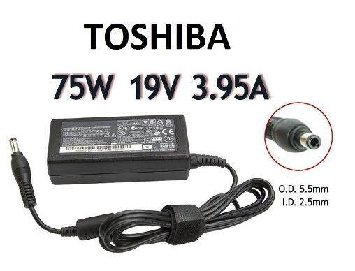 Toshiba Adapter 19V/3.95A 5.5 x 2.5mm