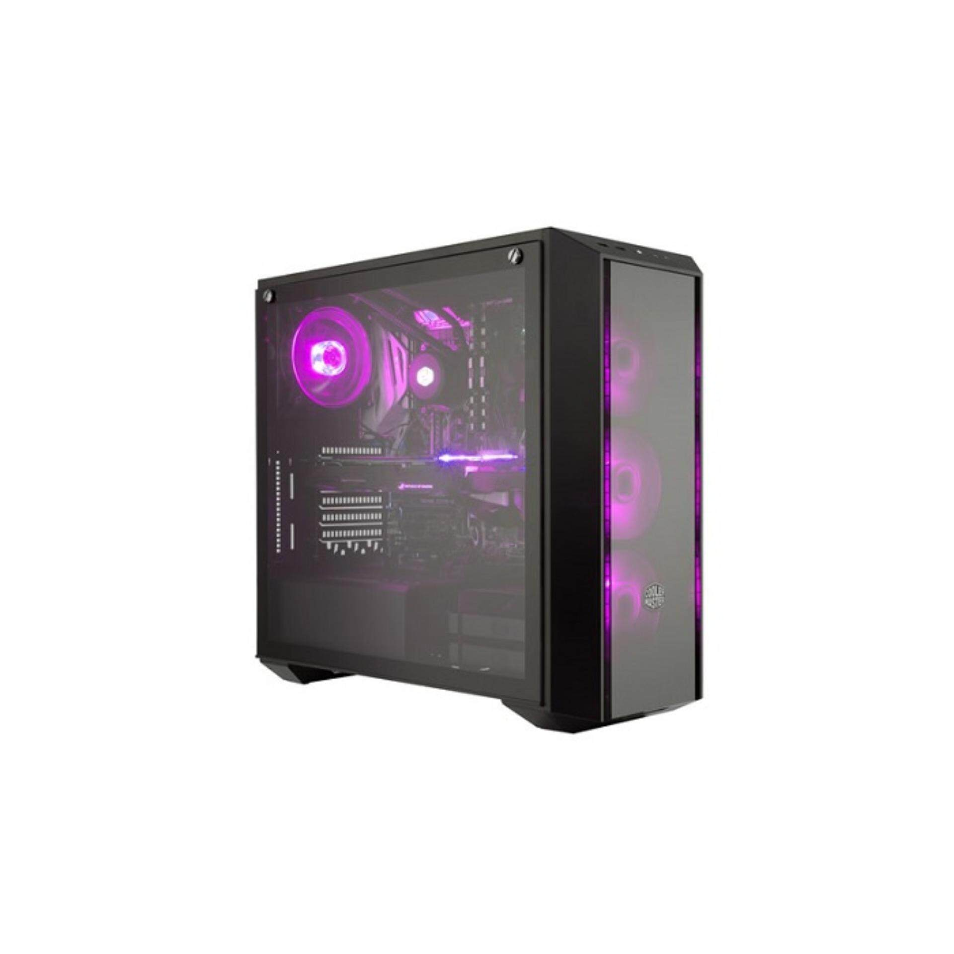 Cm Case Masterbox Pro 5, 2x Usb3.0, Atx, Tempered Glass, 1y By Highgate Technology.