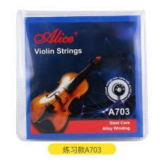 dây đàn violin của Alice dây dây đàn trường hợp dòng đã đặt bốn tập đầu