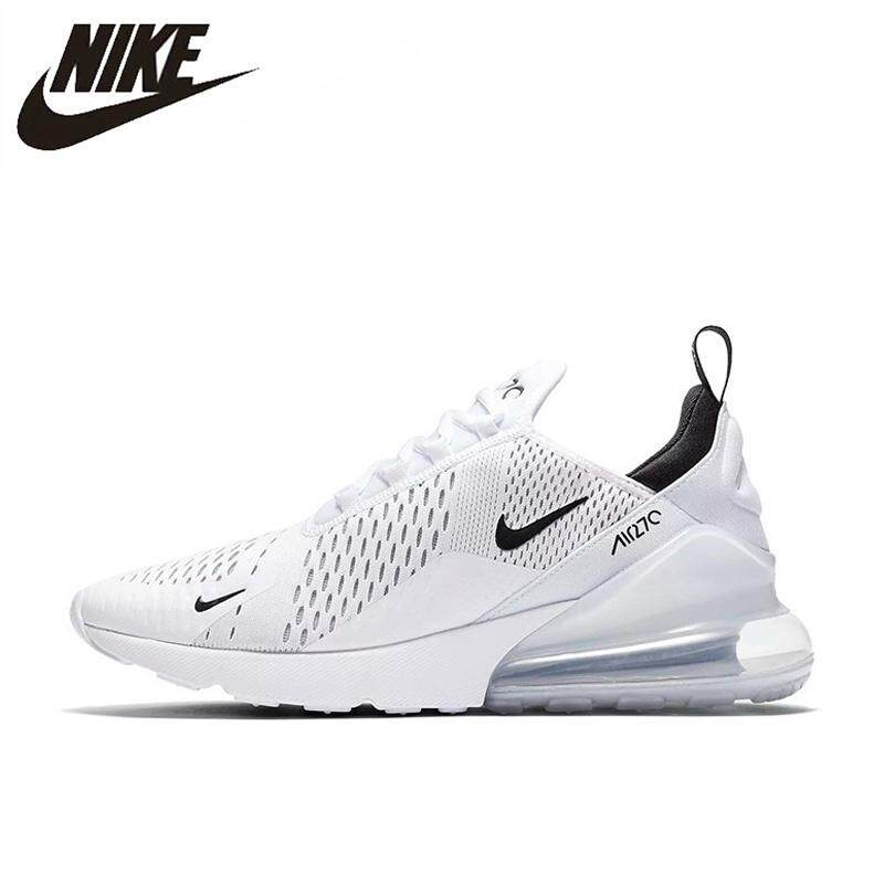 Travel shoes Nike_Air_Max 270 180 running shoes outdoor sport sneakers white comfortable breathable cushioning for men AH8050-100 High Quality Shoes