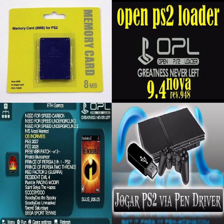 เมม FreeMCBoot Ps2 ใช้สำหรับ บูสเกมps2ที่เล่นจากFlash Drive หรือ Hdd
