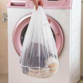 3 ขนาด  ถุงซักผ้า  ตาข่ายซักผ้า  ถุงซักชุดชั้นใน  ถุงซักเสื้อใน อุปกรณ์ซักผ้า