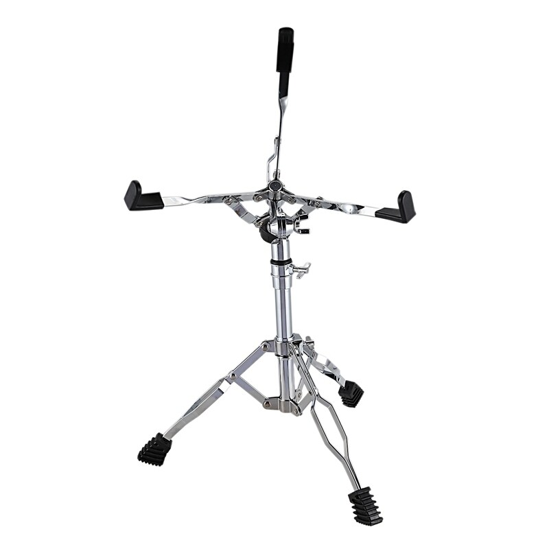 Dumb Stand Jazz Drum Rack Snare Drum Rack Drum Accessories Adjustable Hit Percussion Support Rack Drum Musical instrument Accessories