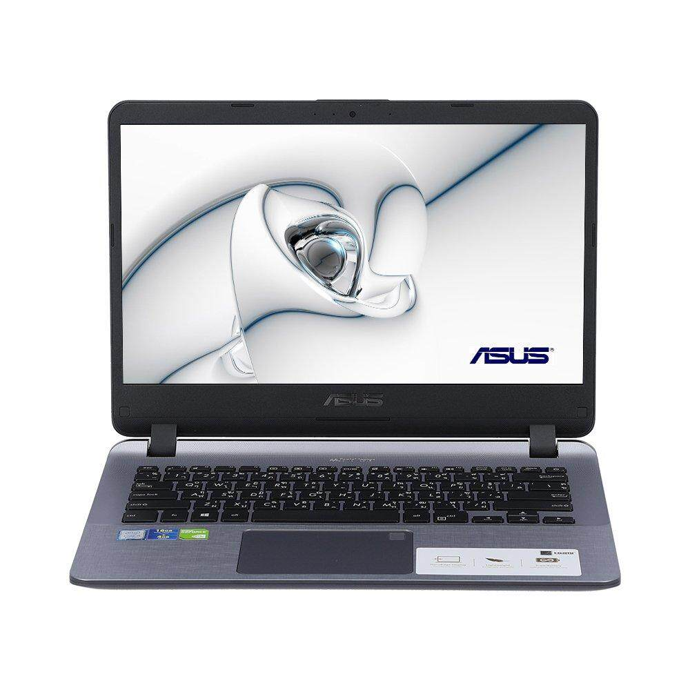 NOTEBOOK (โน้ตบุ๊ค) ASUS X407UF-BV010T ( GRAY )