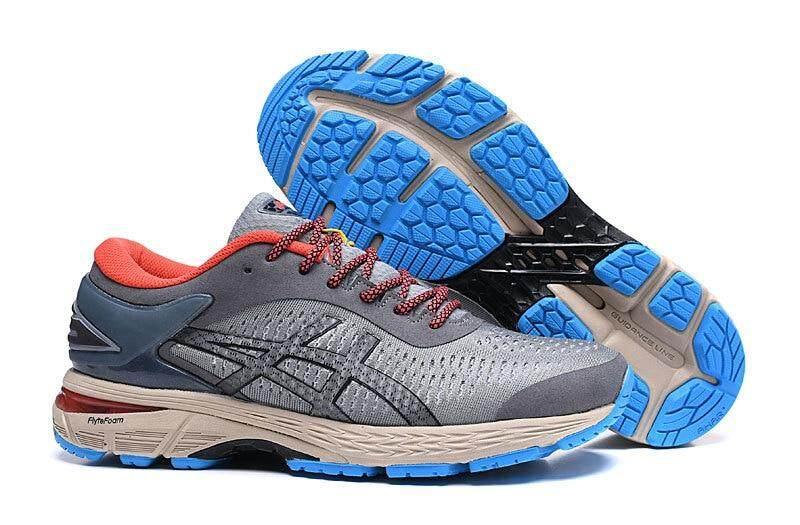 size 40 d0e5c 113fa Asics Running Shoes 2019 New Arrivals Asics Gel-Kayano 25 Men's Sports  Shoes Sneaker Asics Gel Kayano 25