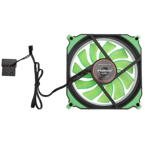 Bảng giá 120x120x25mm LED Cooling Cooler Desktop Computer Case Fan Lower Noise Cooling Fan Silent Fan For Desktop Computers Phong Vũ