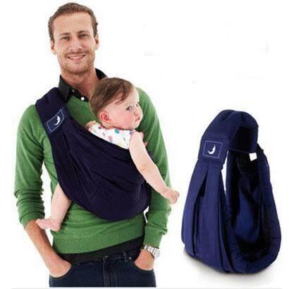 【Shipping 24 hours】Codmall for Sunflower Breathable ทารก Carrier ปรับได้พยาบาลเด็กเป้อุ้มเด็กผ้าคอตตอน Slings