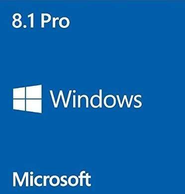 Windows 8.1 Pro 32bit/64bit Retail แท้ ย้ายเครื่องได้ (1pc) By Nanoshop Thailand.