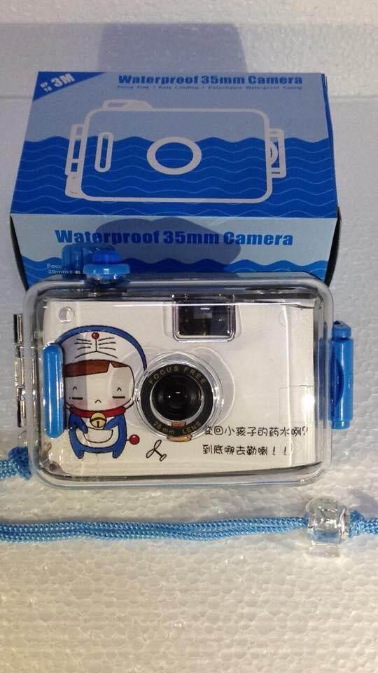 กล้องทอยกันน้ำ โดเรม่อน By Shimi Shimi.