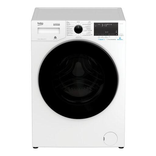 BEKO เครื่องซักผ้า เครื่องซักผ้าฝาหน้า (9 kg) รุ่น WCV9649XWST (ส่งฟรีทั่วไทย)