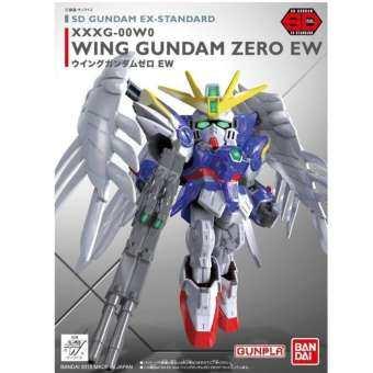 Bandai SD EX STANDARD 004 - WING GUNDAM ZERO (EW)-