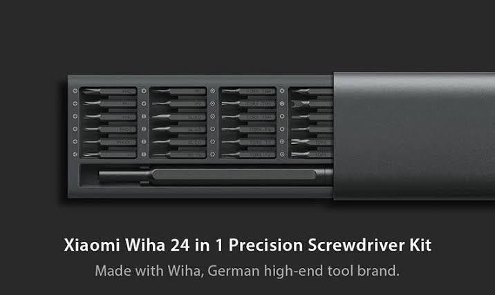 Xiaomi Wiha 24 in 1 Screwdriver Set - ????????? 24 in 1   Lazada.co.th