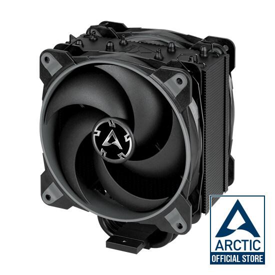 [arctic Official Store] Arctic Freezer 34 Esports Duo - Gray (cpu Air Cooler / พัดลมระบายความร้อนซีพียู).