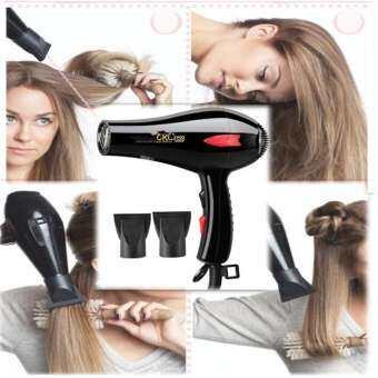 CKL Hair dryer RCT 3900 (2000W) (Black)