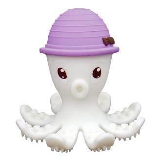 รีวิว ยางกัด Mombella Doo The Octopus Lilac ยางกัดสุดฮิตในอังกฤษ(สีม่วง)