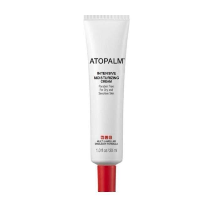 Atopalm Intensive Moisturizing Cream 30 Ml. หน้าแห้ง แพ้ คัน แดง แตกลอก จบในตัวเดียว (13254).