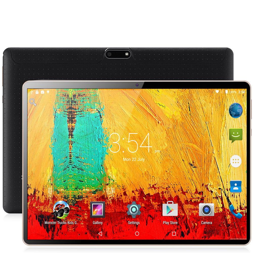 10.1 นิ้ว Android 8.0 แท็บเล็ต 10 นิ้วแท็บเล็ตบลูทู ธ 4.1 แท็บเล็ต 6 128 กรัมแท็บเล็ต 2sim บัตร Gps แม่นยำ 4500 มิลลิแอมป์ชั่วโมงของขวัญแท็บเล็ตนักเรียนคอมพิวเตอร์ราคาถูกแบตเตอรี่ชีวิตยาว.