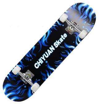 skateboard แฟชั่นสเก็ตบอร์ด สเก็ตบอร์ด สำหรับผู้เริ่มเล่น รุ่น-
