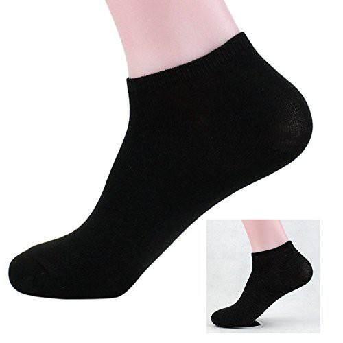 ถุงเท้าผู้ชาย สีดำ ขนาด 39-44 จำนวน 10 คู่ By Mummy Baby.