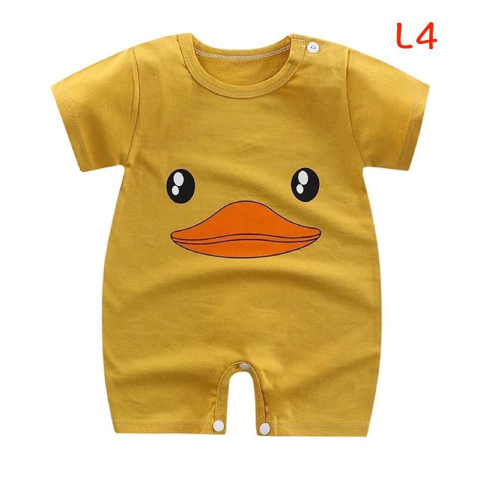 เสื้อผ้าเด็ก เสื้อผ้าเด็กทารก ชุดบอดี้สูทเด็ก ชุดจั๊มสูทเด็กทารก ❤️ Im Baby Size 66cm-80cm (ขนาด 0 - 12 เดือน) By Im Baby.
