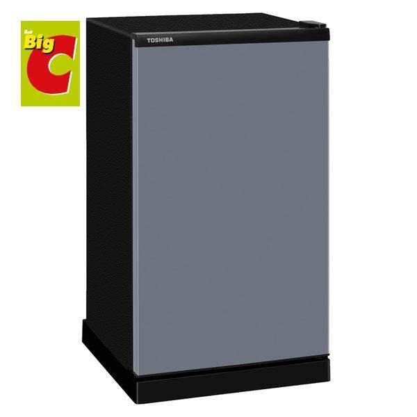 Toshiba โตชิบา ตู้เย็น 1 ประตู รุ่น Gr-B149 ขนาด 5.2 คิว คละสี (เลือกสีไม่ได้) By Big C.
