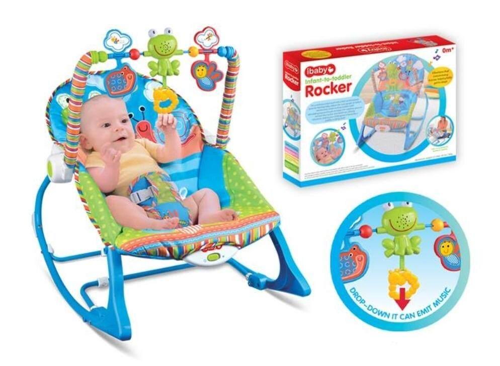 เปลโยก-สั่น ibaby Infant-to-toddler 18 kg.
