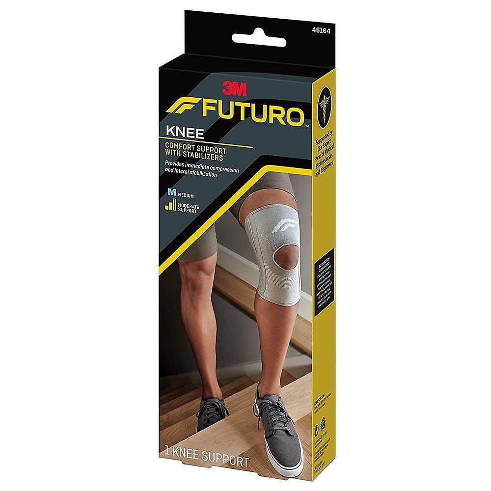 Futuro Stabilizing Knee Support ไซส์ M อุปกรณ์พยุงหัวเข่า ชนิดเสริมแกนด้านข้าง