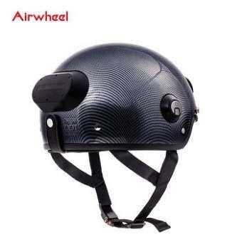 Airwheel หมวกกันน็อคสำหรับมอเตอร์ไซด์รุ่น C6 มีกล้องติดหมวกในตัว เชื่อมต่อ Wi-Fi + Bluetooth ผ่าน Sm-