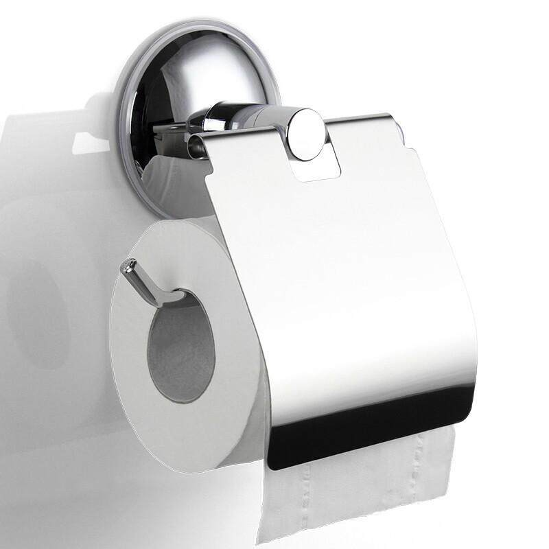 Toilet Paper Holder Heavy Duty Suction