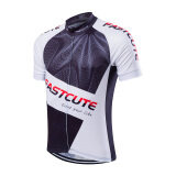 ซื้อ Fastcute Brand Cycling Jersey Short Sleeve Quick Dry Shirt Comfortable Breathable 3D Cushion Tights Sportswear Fcs 0102 ใหม่