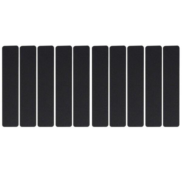 Bảng giá 10-Pair Set of Stair Pedal Rectangular Non-Slip Carpet Stair Mat Pad Carpet Reusable Home Safety Mat Pad-Dark Gray Điện máy Pico