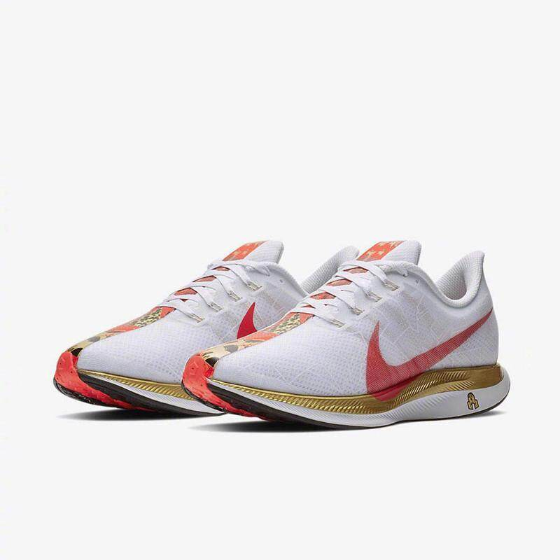 Nike_ Zoom Pegasus 35 Turbo Men Running Shoes, Wear-resistant Shock Absorbing Breathable Lightweight Kasut Berkualiti