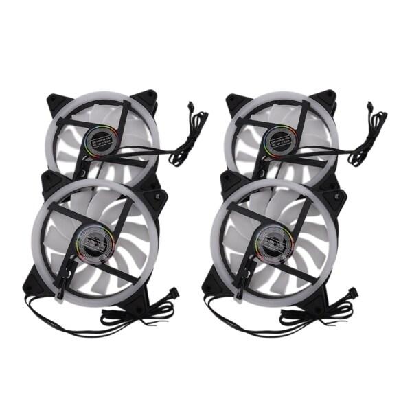 Bảng giá Computer PC Case Fan RGB Adjust LED Fan Quiet Remote Computer Cooler Cooling RGB Case Fans (4PCS+1 Controller) Phong Vũ
